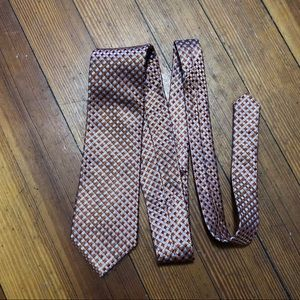 Michael Kors Checkered Tie